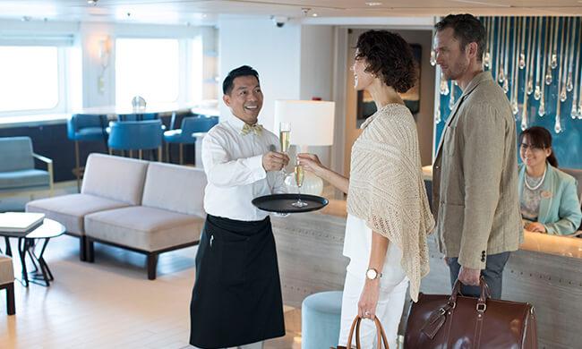 Crystal Yachting Lifestyle  - yacht cruises - crystal cruises